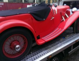 Імпорт і транспортування автомобілів з Англії